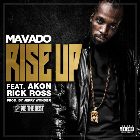 MAVADO FT. AKON & RICK ROSS - RISE UP