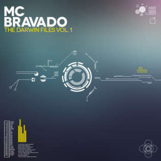 MC Bravado 'The Darwin Files'