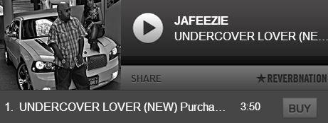 Jafeezie Undercover Lover Widget