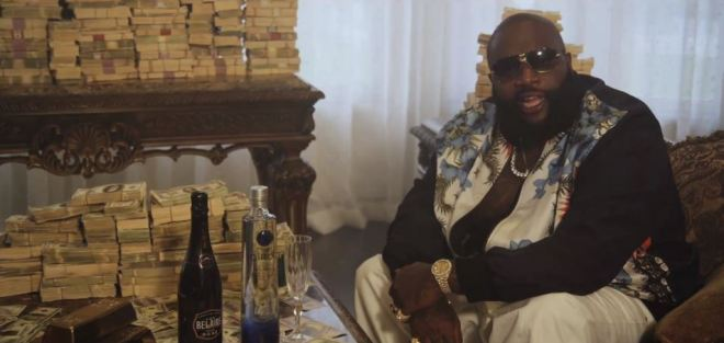 Rick Ross Ft. Jadakiss -Oil Money Gang