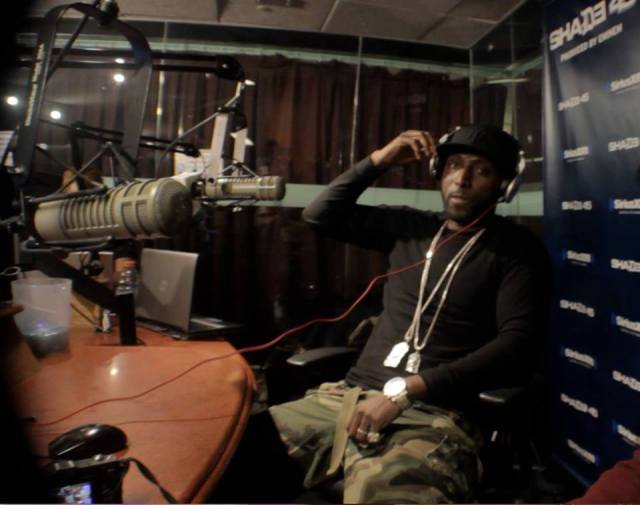 SHADE 45 DJ KAY SLAY StreetSweeper Radio Interviews L Bugatti