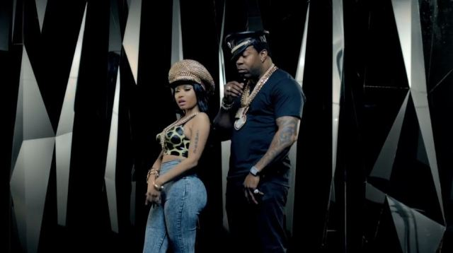 Busta Rhymes Ft. Nicki Minaj 'Twerk It'
