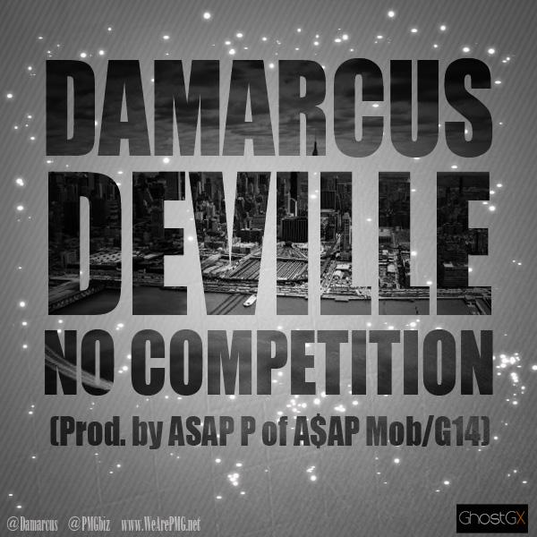 Damarcus Deville No Competition
