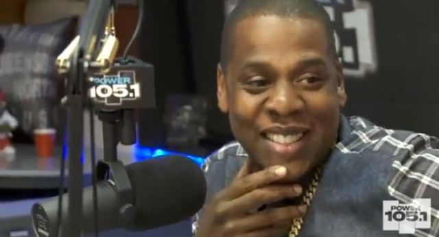Jay-Z Breakfast Club Interview 2013