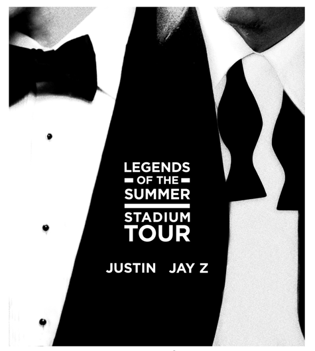 Legends_of_the_Summer_tour Jay-Z and Justin Timberlake