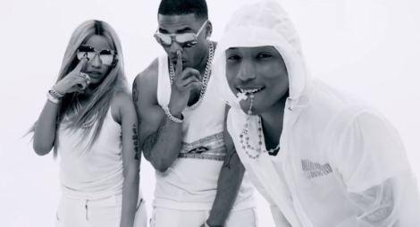 Nelly Ft. Nicki Minaj Pharrell Get Like Me