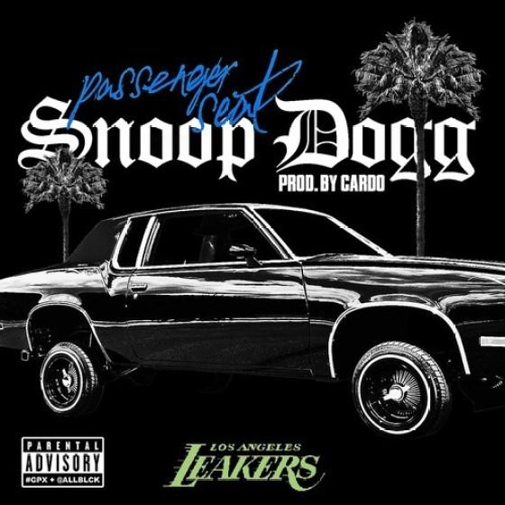 Snoop Dogg 'Passenger Seat' (Prod. Cardo)