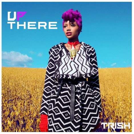 Trish 'Up There'