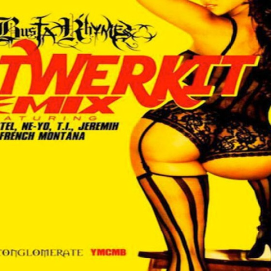 Busta Vybz Kartel NeYo Jeremih French Montana twerk it remix