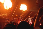 Drake and Lil Wayne OVO Fest 2013