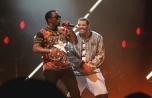 Drake and Puff OVO Fest 2013