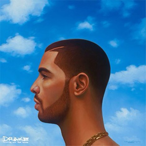 Drake 'Nothing Was The Same' Album cover
