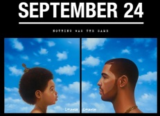 Drake 'Nothing Was The Same' Standard & Deluxe Cover