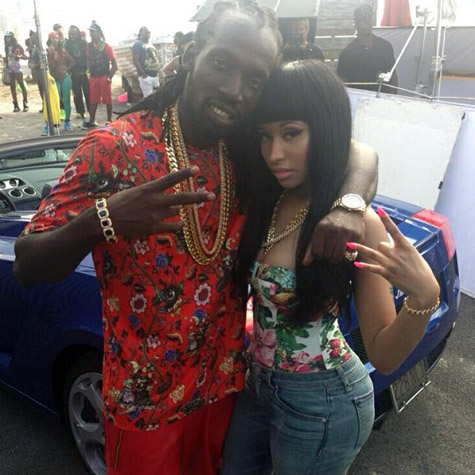 MAVADO AND NICKI MINAJ