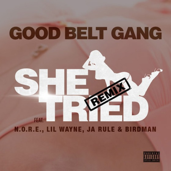 N.O.R.E. LIL WAYNE, JA RULE, BIRDMAN – 'SHE TRIED (REMIX)'
