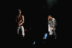 OVO Fest Drake and Lil Wayne 2013