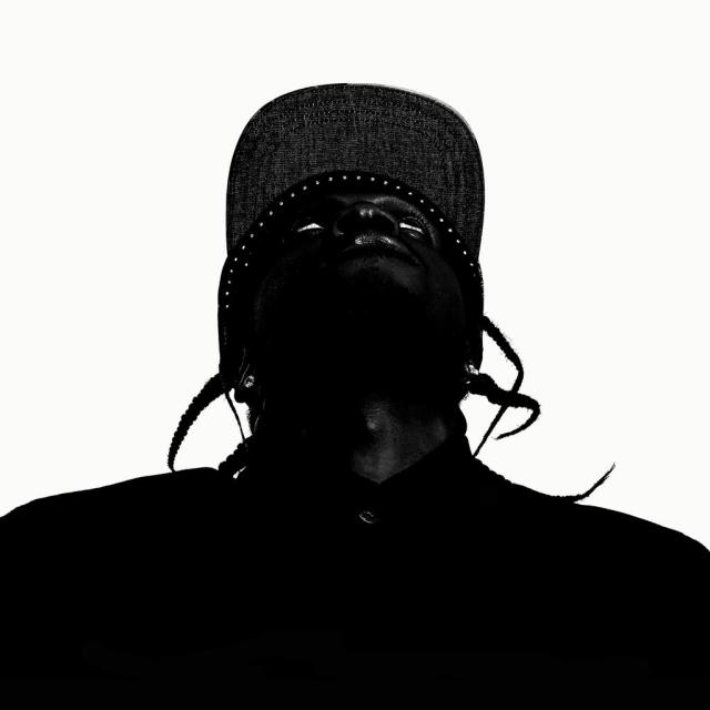 Pusha T 'My Name Is My Name' Album Cover