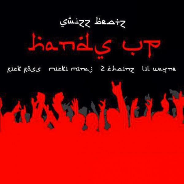 Swizz Beatz ft. Rick Ross, Nicki Minaj, 2 Chainz, & Lil Wayne – Hands Up