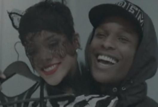 ASAP Rocky Ft. Rihanna 'Fashion Killa'