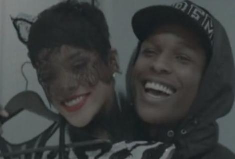 ASAP Rocky Ft. Rihanna 'Fashion Killa'