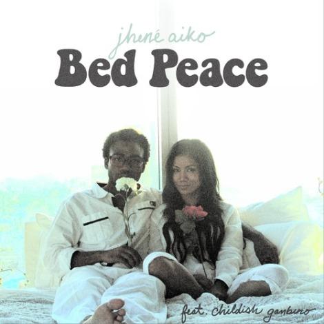 bed peace jhene aiko Ft. Childish Gambino