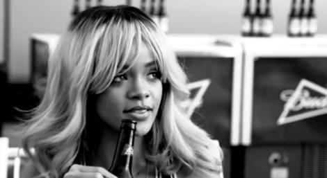 Budweiser Presents - Rihanna's 'Half Of Me'
