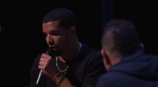 CRWN Drake Interview With Elliott Wilson