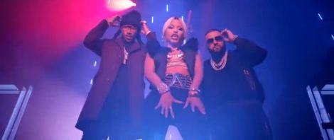 DJ Khaled Feat. Nicki Minaj, Future & Rick Ross 'I Wanna Be With You'