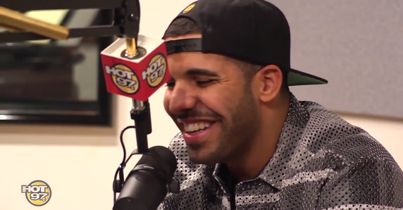 Drake Hot97 Interview with Angie Martinez