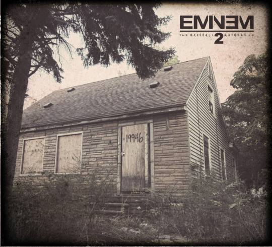 Eminem 'The Marshall Mathers LP 2′