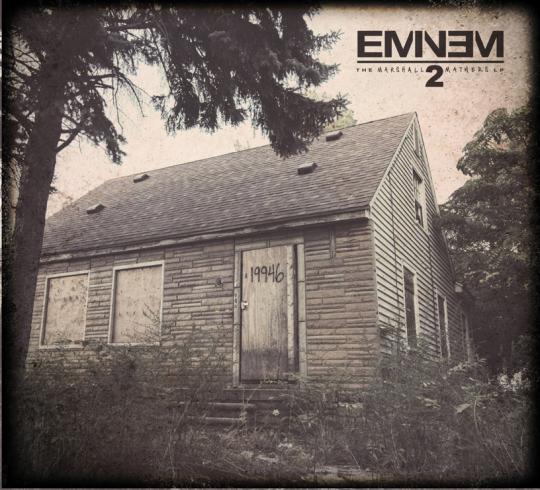 Eminem 'The Marshall Mathers LP 2′