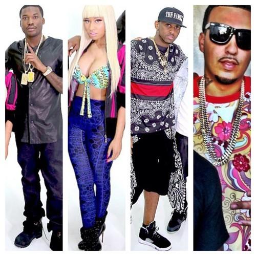 Meek Mill - I B On That (Feat Nicki Minaj, Fabolous, French Montana