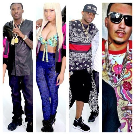Meek Mill - I B On That (Feat Nicki Minaj, Fabolous, French Montana