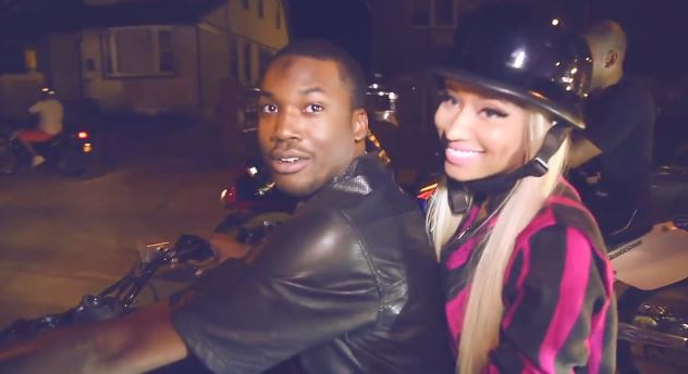 Meek Mill Nicki Minaj 'I B On That' Behind The Scenes