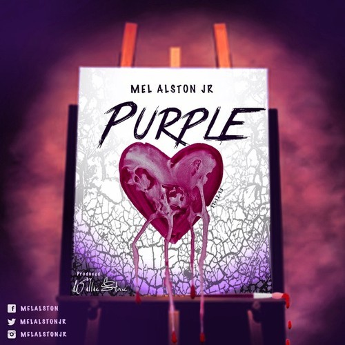 Mel Alston Jr 'Purple'