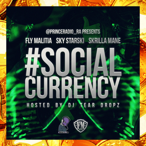 Prince Radio Ra 'SocialCurrency'