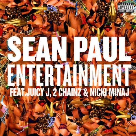 Sean Paul Ft. Nicki Minaj, 2 Chianz, Juicy J 'Entertainment 2.0'