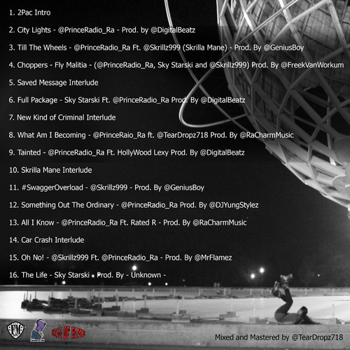 SocialCurrency tracklisting