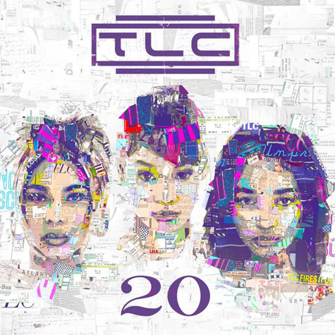 TLC '20' Cover Art