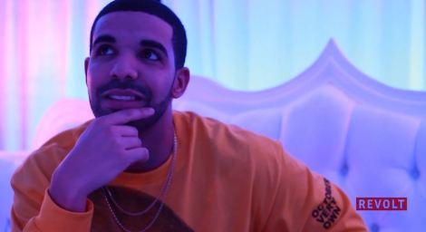 Drake Trophies interview Revolt