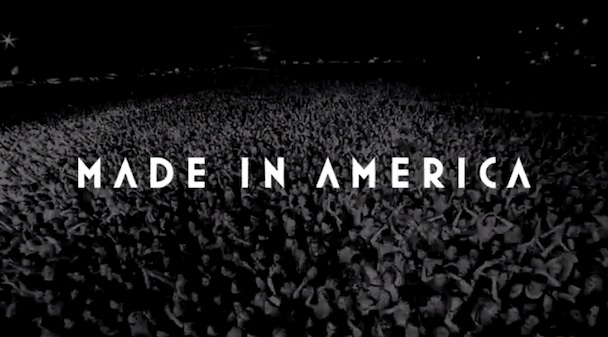Jay Z 'Made In America'