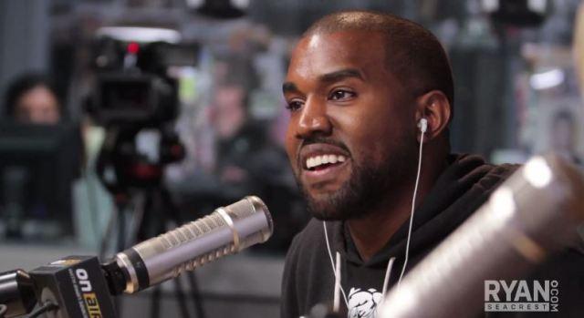 Kanye West Ryan Secrest Interview