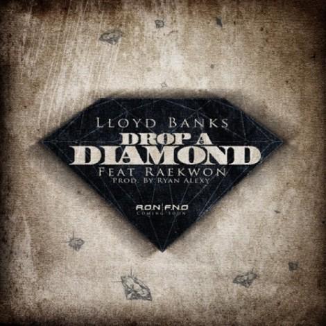 Lloyd Banks 'Drop A Diamond'