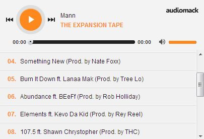 Man Mixtape
