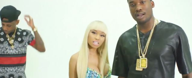 Meek Mill - I B On Dat Feat. Nicki Minaj, French Montana & Fabolous