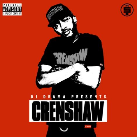 Nipsey Hussle 'Crenshaw' Mixtape