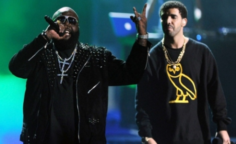 Rick Ross 'Hold On, We're Going Home' Remix