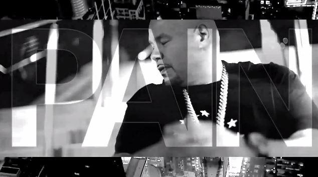 Fat Joe 'Pain' Video