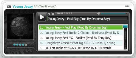 Jeezy Its Tha Wolrd 2