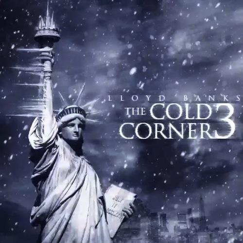 Lloyd Banks 'The Cold Corner 3' Artwork